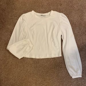 Fashion Nova Long sleeve cop top